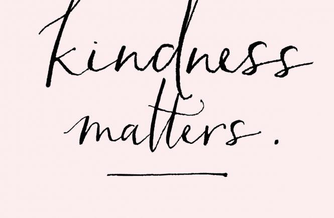 kindness-matterns